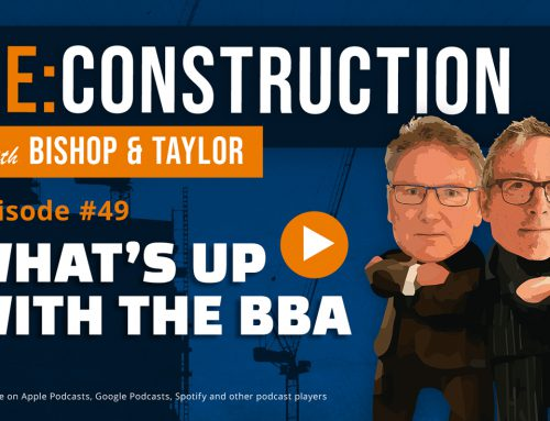 Construction Index Podcast: What's Up at the BBA? (Ep. 49)