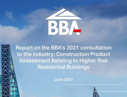 WEBINAR: Consultation to the industry report: Construction product assessment relating to Higher Risk Residential Buildings– What we discovered