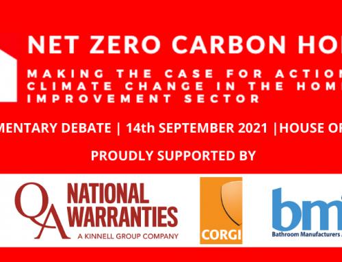 BBA joins NHIC Net Zero Carbon Parliamentary Debate on 14 September 2021